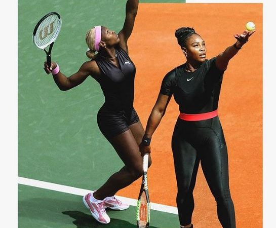 serena 545x450 - Serena Williams pulls out of French Open