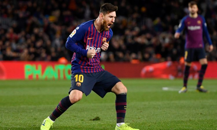 messi top goal scorer 750x450 - Messi now La Liga, top scorer for the 6th time