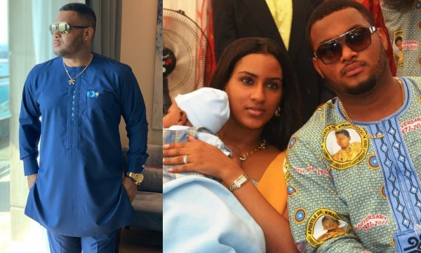 juliet - Juliet Ibrahim: Ex-husband, Kwadwo Safo Jnr reacts to her allegations against him
