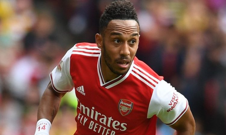 Aubameyang 750x450 - Aubameyang: Father asked Him to Sign New Arsenal Contract