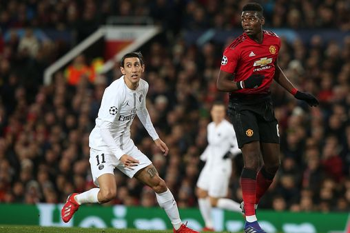 di maria - Man United: PSG Offer Di Maria In Swap Deal For Pogba