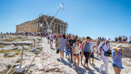 greece 2 - Coronavirus not withstanding, Greece plans to accept tourists into the country