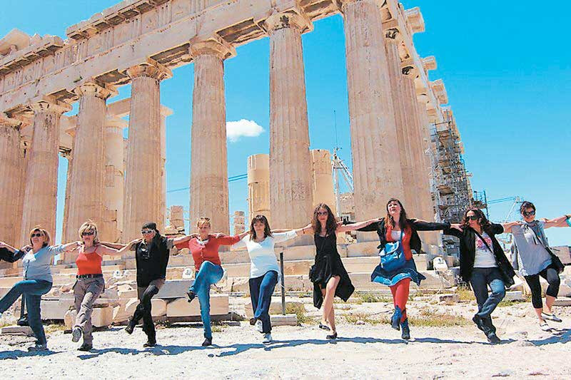 greece - Coronavirus not withstanding, Greece plans to accept tourists into the country