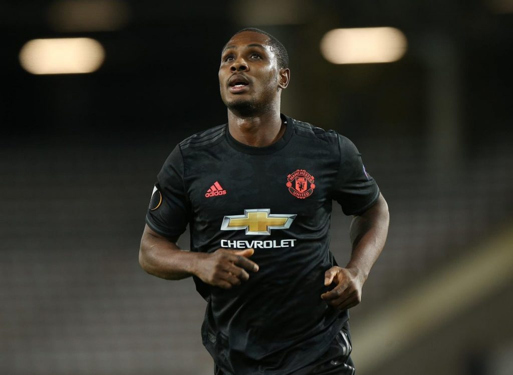 ighalo 1024x749 - Ighalo Yet to Receive offer from Manchester United