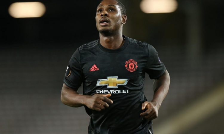 ighalo 750x450 - Ighalo aims to set new records as a Manchester united player.