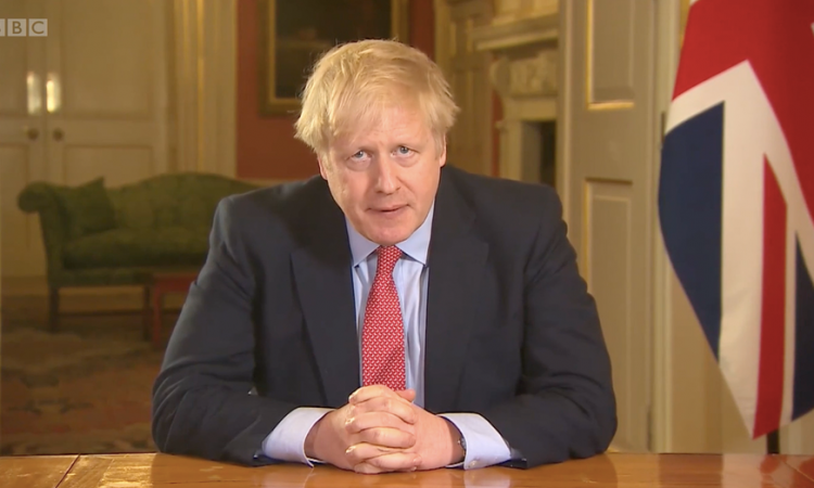 boris johnson 750x450 - Lockdown Measures: Uk prime minister sets new date for resumption of non-essential services