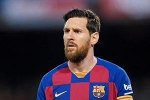 messi 300x200 - Lionel Messi: See his new look as he shaved  his beard (photos)