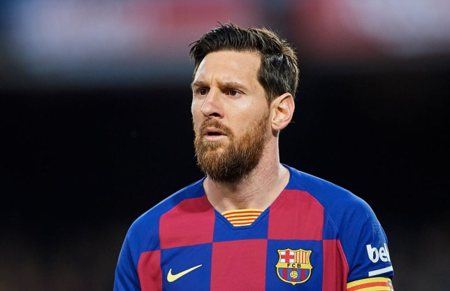 messi - Lionel Messi: See his new look as he shaved  his beard (photos)