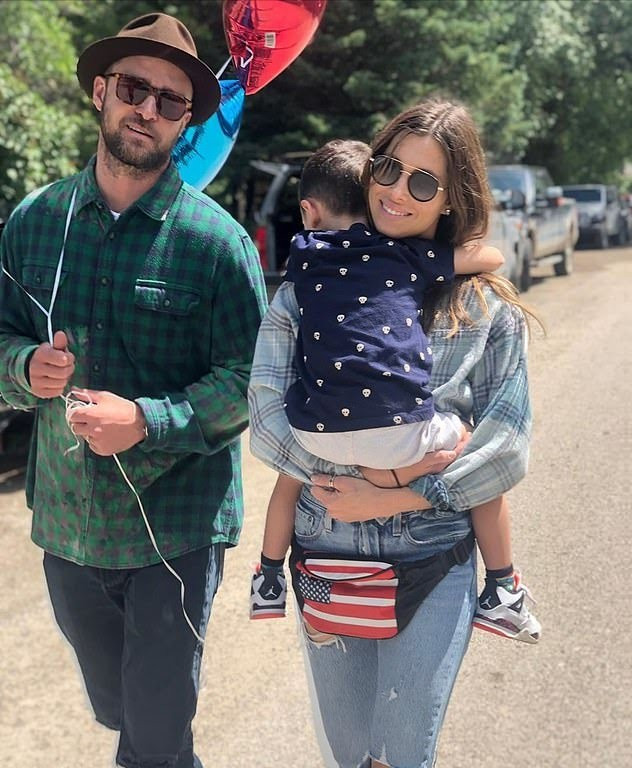 justin timberlake2 - Secret Pregnancy: Justin Timberlake and Jessica Biel welcome a son